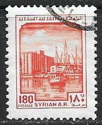 Syria ~ Scott # 930 ~  Used