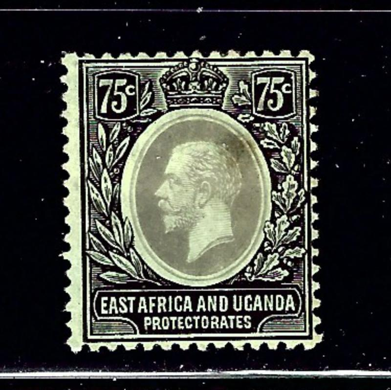 East Africa and Uganda 48 MH 1912 Issue