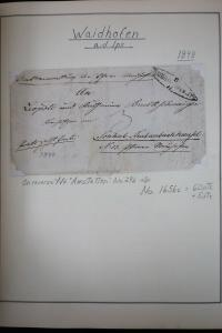 Austria 1825 to 1849 Stamp Covers Collection