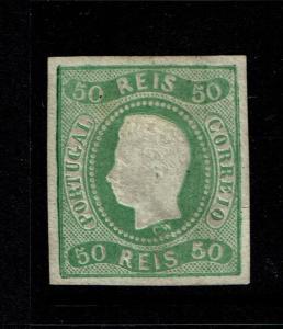Portugal SC# 15, Mint No Gum, shallow side/center thin - S4815