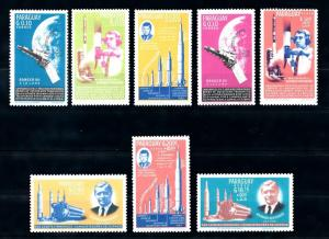[72433] Paraguay 1964 Space Travel Weltraum  MNH