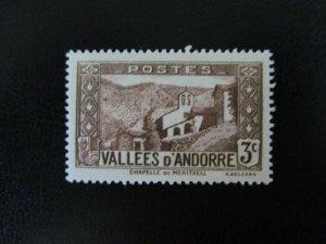 Andorra #25 Mint Never Hinged (K7G1) WDWPhilatelic