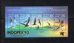 Christmas Island 349h, VF,  MNH,  CV $7.00  ..... 1370062