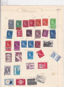 Finland Stamps Ref 14661