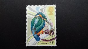 Great Britain 1980 The 100th Anniversary of the Protection of Birds Used