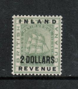 British Guiana #125 (SG #186) Extra Fine Never Hinged