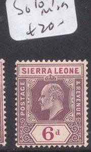 Sierra Leone SG 107 MOG (8dmi)