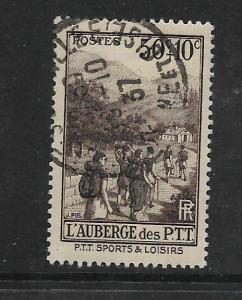 FRANCE, B62, USED, HIKING