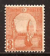 Tunisia  #  31 Mint