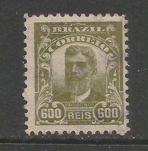 BRAZIL 183 VFU N452-3
