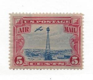 United States, C11, Beacon Airmail Single F-VF, MNH