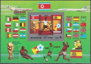 1982 Korea, North A2254/B118 Overprint - # 2254/B118 15,00 €