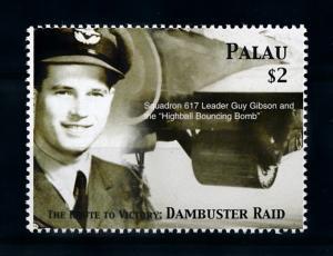 [76559] Palau 2005 World War II Dambuster Raid From Sheet MNH