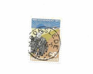 Belgium 1965 - Scott #634