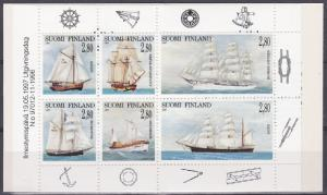 Finland #1047a MNH Complete Booklet CV$7.50