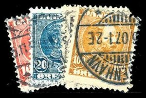 DENMARK 65-69  Used (ID # 80316)