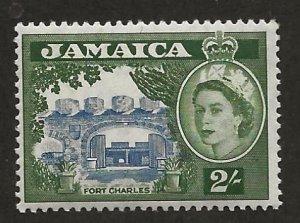 JAMAICA SC# 170   FVF/MNH
