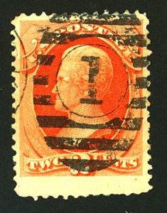 U.S. #183 USED