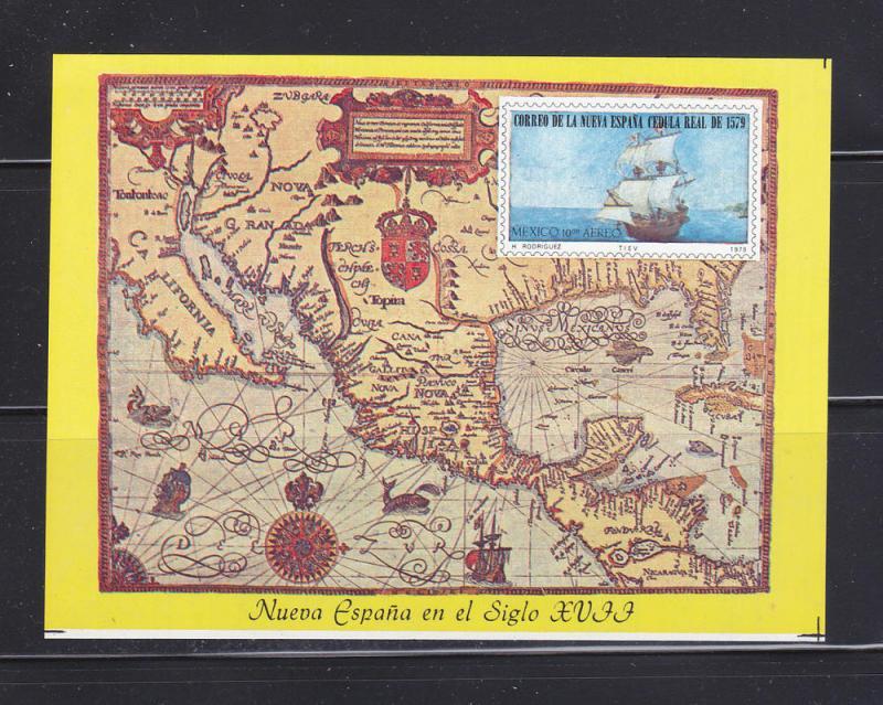 Mexico C620 MNH Ships