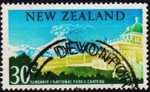 New Zealand. 1967 30c S.G.859 Fine Used
