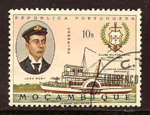 Mozambique  #  479  used