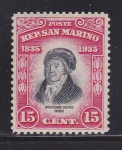 San Marino 172 VF-MH nice color cv $ 50 ! see pic !