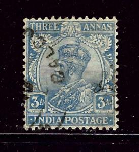 India 87 Used 1923 issue
