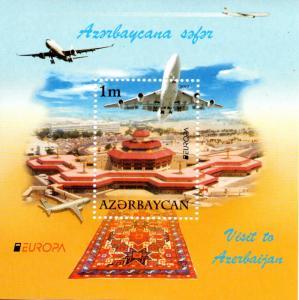 Azerbaijan 983 MNH .