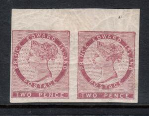 Prince Edward Island #5b Very Fine Mint Original Gum Hinged **With Certificate**