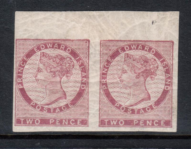Prince Edward Island #5b Very Fine Mint Original Gum Hinged **With Certificate**