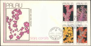 Palau, Worldwide First Day Cover, Maritime