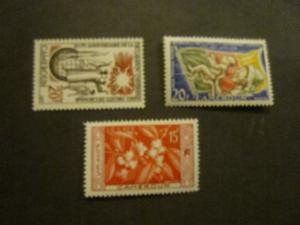Cameroon #330-33 Mint Never Hinged - WDWPhilatelic
