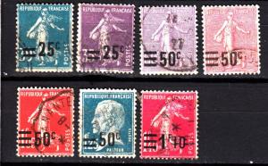 France 227/240 used