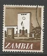 ZAMBIA 42 VFU A69-6