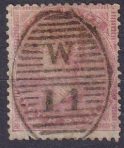 Great Britain #26  F-VF Used CV $125.00  (SU7597)