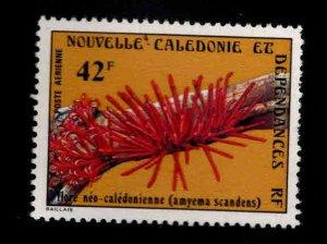 New Caledonia (NCE) Scott C149 MH* amyema scandens stamp