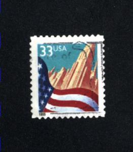 USA # 2278  - 2 used  PD
