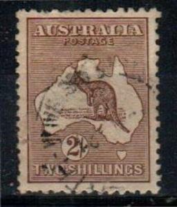 Australia Scott 52 Used (Catalog Value $27.50)