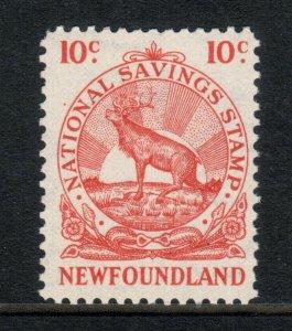 Newfoundland Van Dam #NFW2 Very Fine Never Hinged
