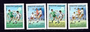 Iraq 1081-84 MLH 1982 Soccer