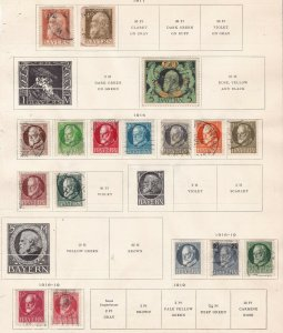 BAVERIA ^^^^^1911-11     used  CLASSICS  on x2    pageS    $$@lar1767bav777