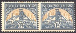 South Africa, Scott #52, Unused, Hinged pair