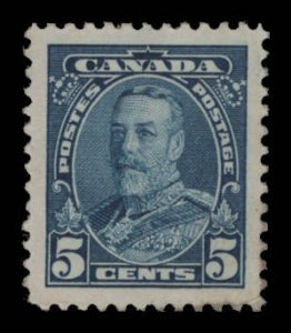 Canada Scott #221 OG MH eGraded With Certificate XF 94