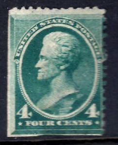 U.S. 211 Mint  FVF SCV$275.00 (211-7)