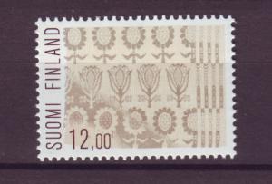J7460 JL stamps 1985-90 finland a hv set mnh #718 design