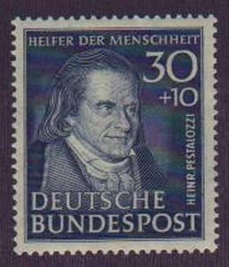Germany #B323  Mint VF NH
