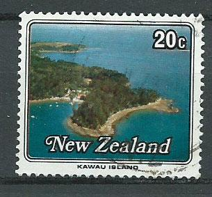 New Zealand SG 1193 Very Fine Used