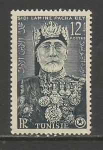 Tunisia  #254  MH  (1954)  c.v. $1.10