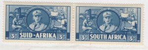British Colony South Africa 1941 3d MH* Stamp A22P19F8977