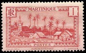 Martinique 1933 #133 Mint H
